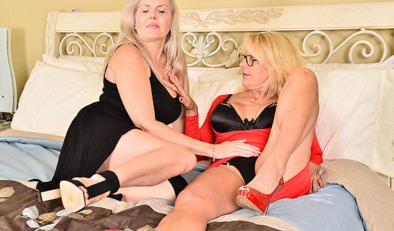 Two naughty Canadian ladies go all the way